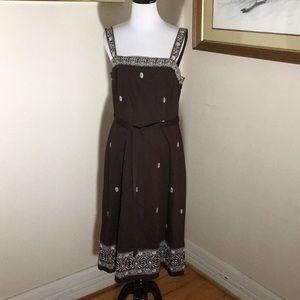 Ann Taylor LOFT Sleeveless Dress. Size 8